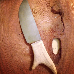 Stag Handled Cheese Knife