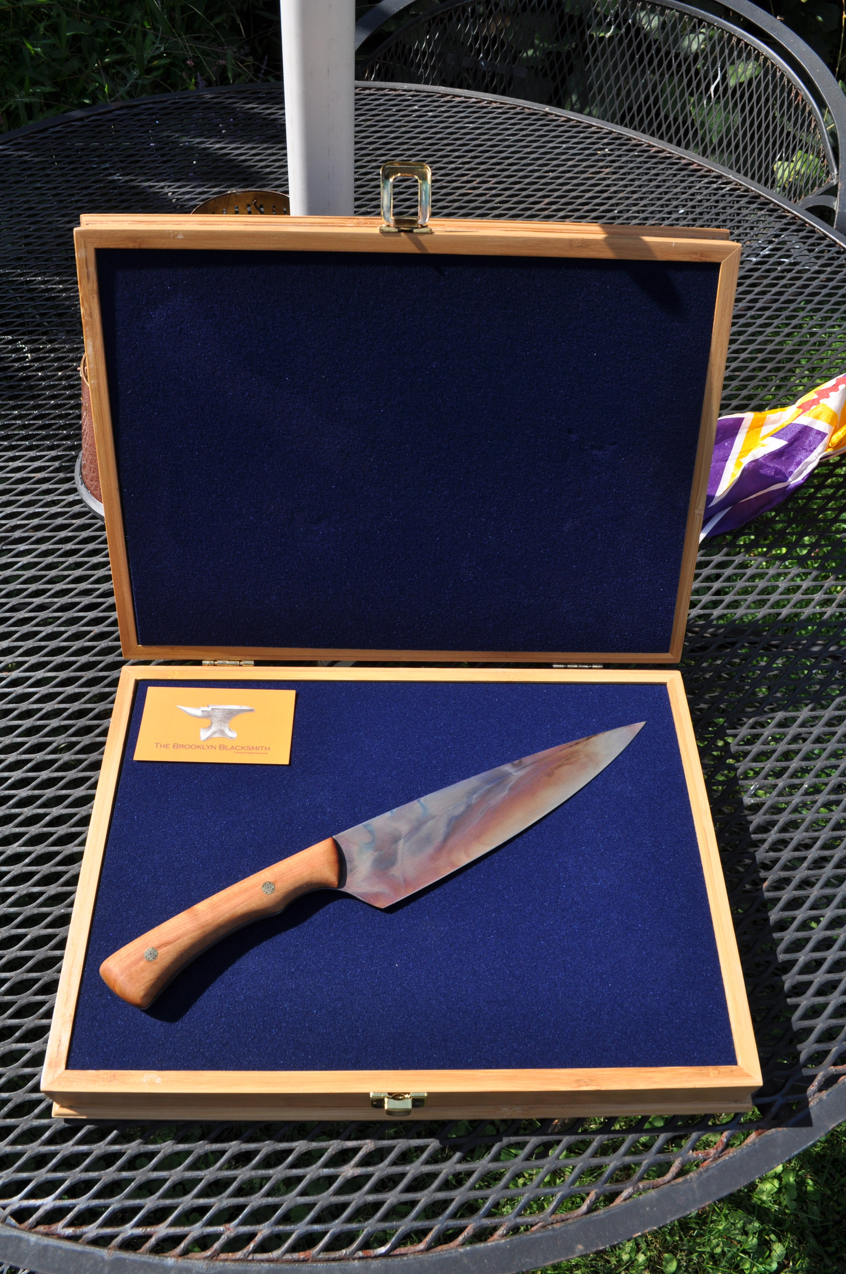 Valyrian Chef Knife #5