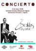 Concierto de Seiklus Ensemble junto a Tomás Jerez Munera y Antonio Felipe Belíjar Sábado 21 de enero