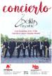 Concierto de Seiklus ensemble el día 6 de noviembre de 2016 a las 17:30 en la casa de la cultura de