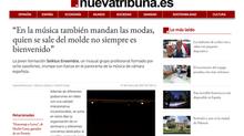 Entrevista a Seiklus Ensemble por Nueva Tribuna