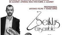Masterclass de Tomás Jerez Munera y Antonio Felipe Belijar junto con Seiklus ensemble los días 21 y