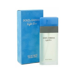 D&G LIGHT BLUE LADY