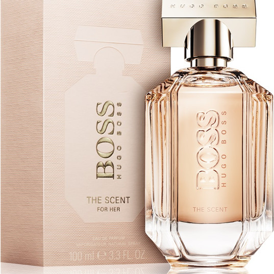 BOSS THE SCENT LADY