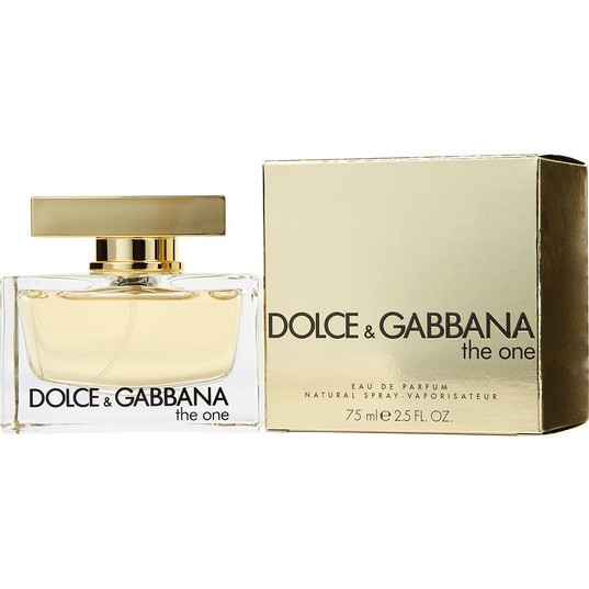 D&G THE ONE LADY