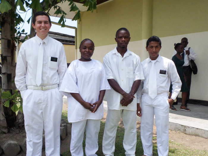 Baptisms and New Amis