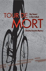 Cover of Tour de Mort novel