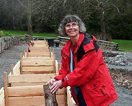 Photo of author Kay Stewart