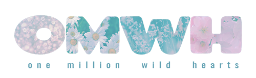 One Millon Wild Hearts Logo