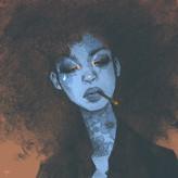 Untitled (Sad Girl)
