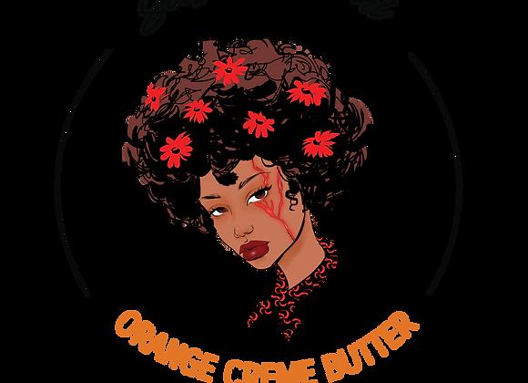 Orange Creme Shea Butter