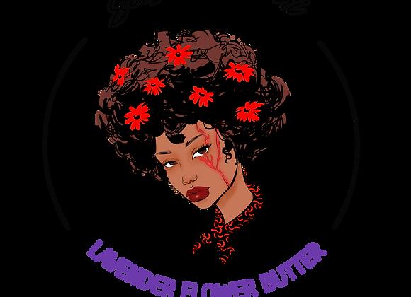 Lavender Flower Shea Butter
