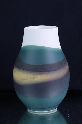 Vase carafe Yellow Stone