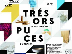 Exposition Artenobilia au marché Dauphine