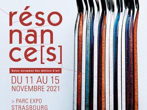 Salon Européen des métiers d'Art : du 11 au 15 novembre 2021 à Stras