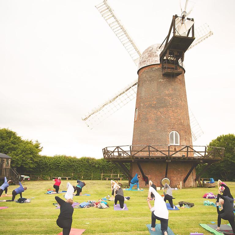 Wilton Windmill - Yoga and Sound Bath - 5th August