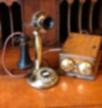 Working Candlestick Telephone