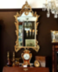 19th century frenchgiltwood mirror.jpg