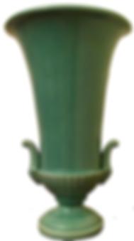 "Fulper ""Silver Green"" Vase"