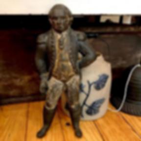 George Washington Boot Jack Silver Creek