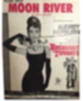Original Moon River Sheet Music