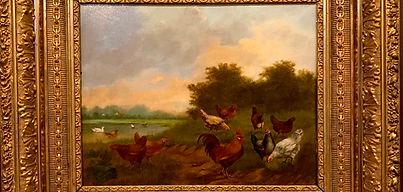 19th Century Belgian Pastoral