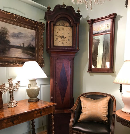 Simon Willard Tall Case Clock