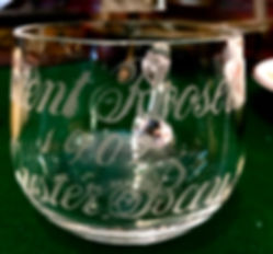 Historic Theodore Roosevelt 1902 Punch Cup