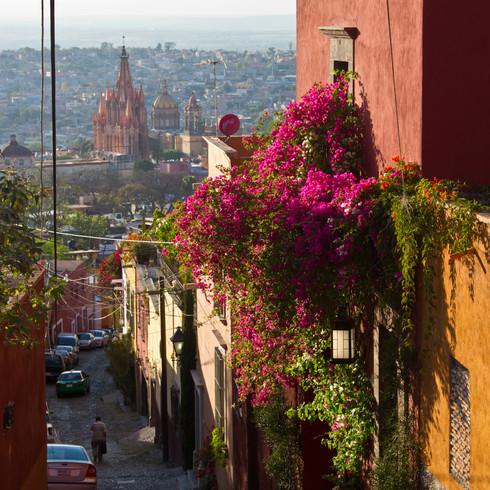 San Migel de Aliendo, Mexico
