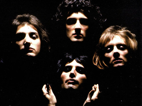 Bohemian Rhapsody for Sax Quartet