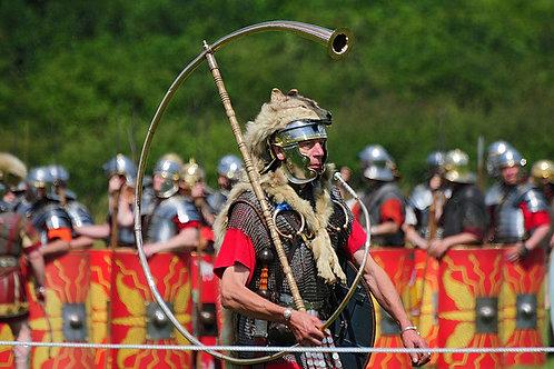 Roman Festival- Mvt. IV La Befana - concert band