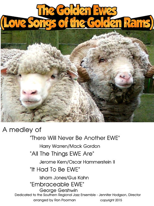 Ewes That Really Swing - Jazz Ens.