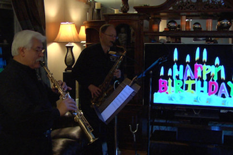 Happy Birthday (Saxophone Version)