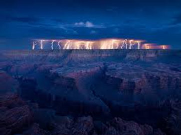 Cloudburst from Grand Canyon Suite - concert band