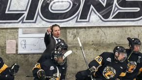 Lions looking for more playoff magic in midget AAA hockey final