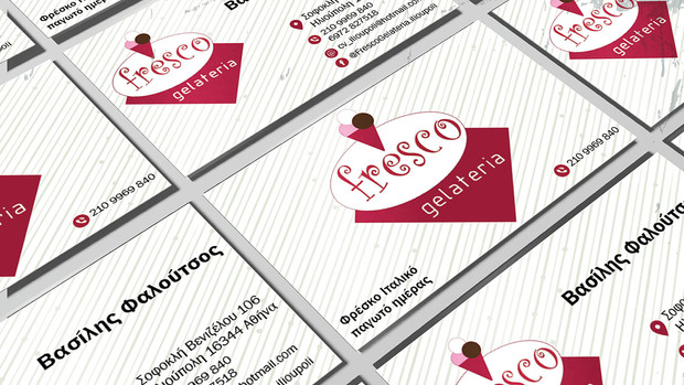 Fresco card