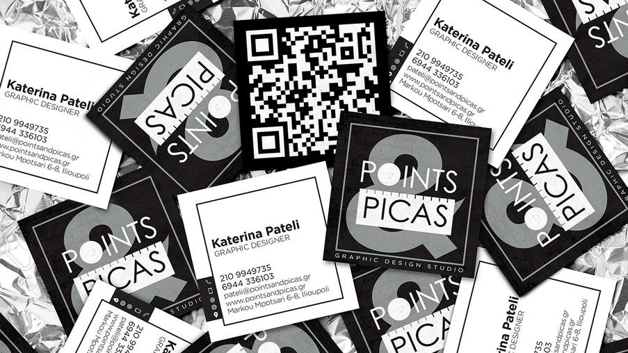 P&P business card