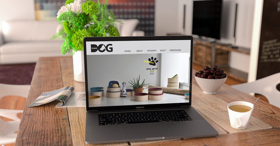 ___Thankdog website