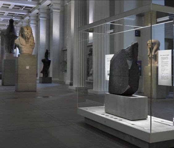 You've probably heard of the Rosetta Stone. It's one of the most famous objects in the British Museum, but what actually is it? Take a closer look...