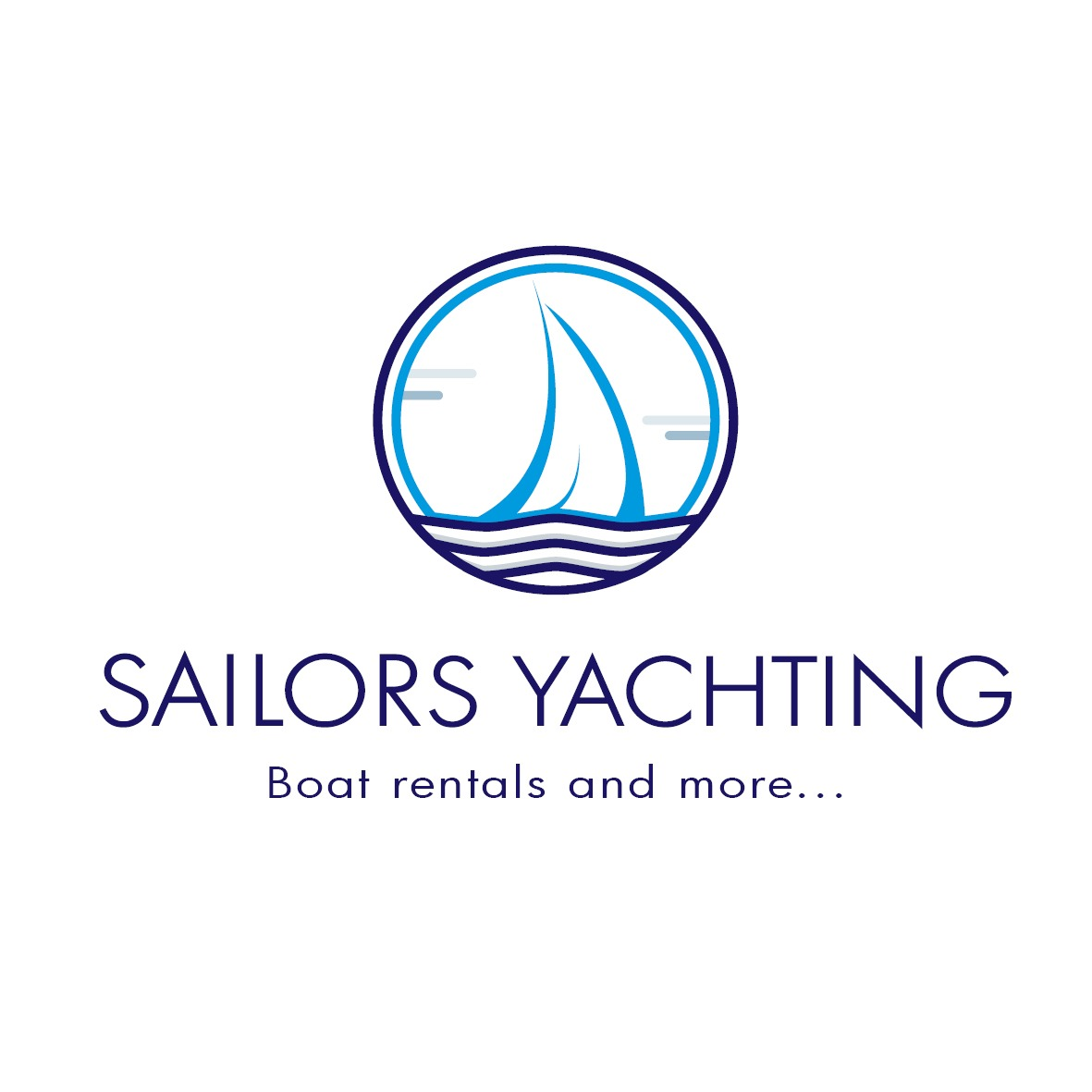 Sailors Yachting