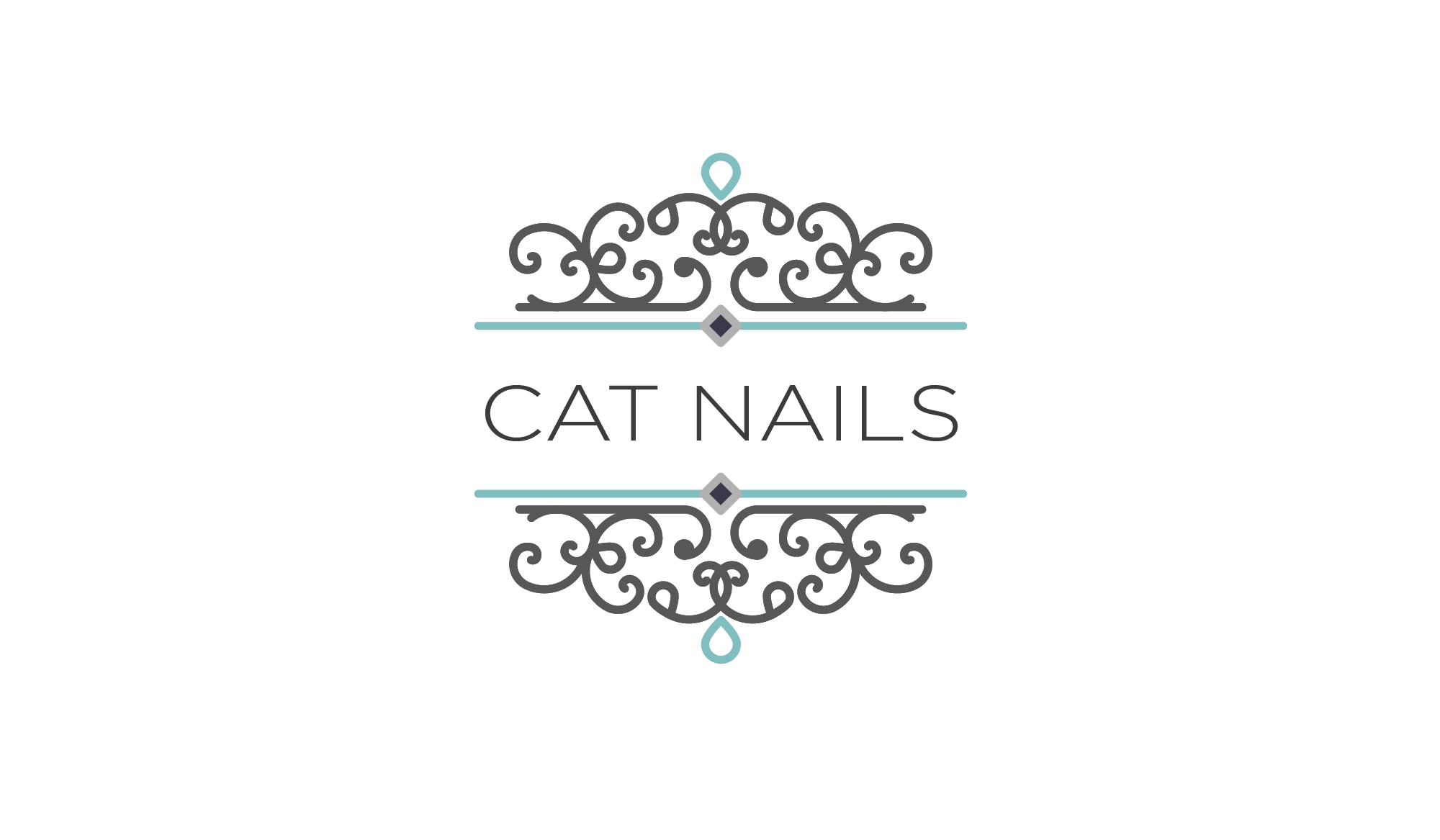 Cat Nails logo