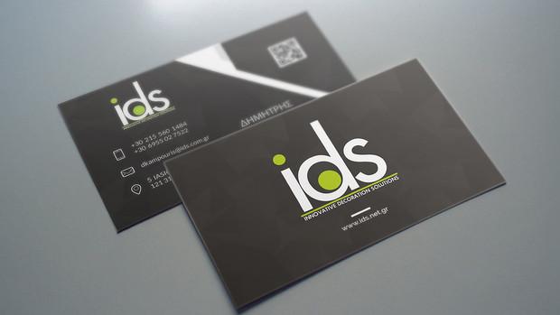 ids business card