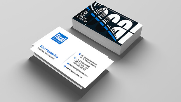 FOCAL business cards
