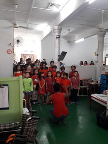 Little Stars Children Choir Visit (2_2_1