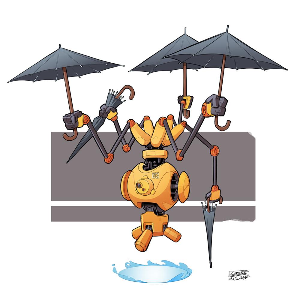 02 Umbrella