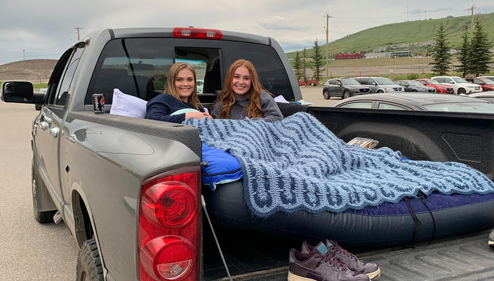 Drive-in Movie Event