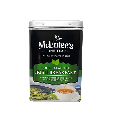McEntees Irish Breakfast Tea - 500g Tin