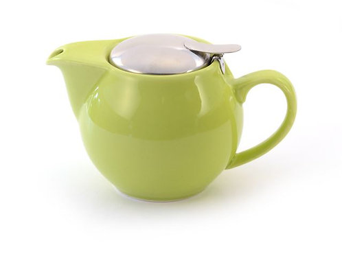 Teapot Stainless Steel Lid 500ml Teapot with removable Stainless Steel Filter