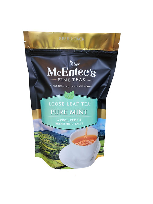 McEntees Pure Mint Tea - 150g Bag
