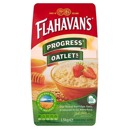 Flahavans Progress Oatlets 1.5Kgs